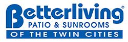 Better Living Sunrooms Minneapolis logo
