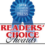 Readers' choice award - Dayton Champlin Press