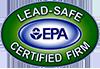 EPA Lead-Safe Certified Firm