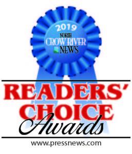 Readers' Choice Award - Crow River News