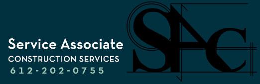 Service Associates Contract Services logo banner