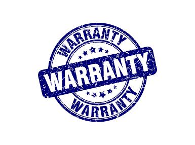 SACS Contractors warranty