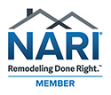National Assoc of Remodeling member SACS logo